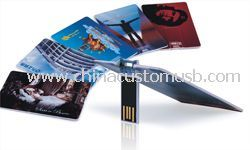 Credit Card USB Flash Drive images