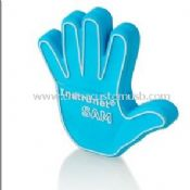 PVC hand shape USB Flash Drive images