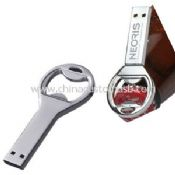 Stainless Steel Bottle Opener USB flash drive images
