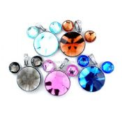 Jewelry crystal Mickey USB drive images