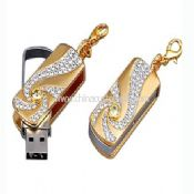 Swivel Diamond USB Flash Disk images
