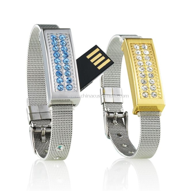 Wrist Jewelry USB Flash Drive