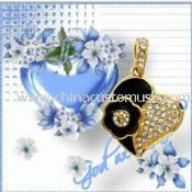 heart diamond usb Flash Disk images