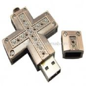 Metal Cross USB Flash Drive images