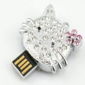 Diamond usb flash drive images