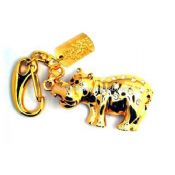 Jewelry hippo USB drive images