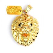 Jewelry lion USB drive images