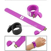Snapped wristband USB Drive images