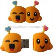 PVC USB Flash Drive images