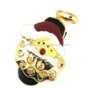 Santa Claus Shape Diamond USB 2.0 Memory Stick images