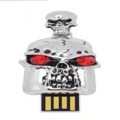 Devil Shape Jewelry USB Flash Drive With Laser engraving Logo images