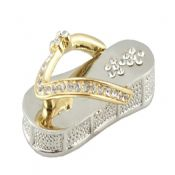 Flip-flops Shape Jewelry Style USB Flash Drive images