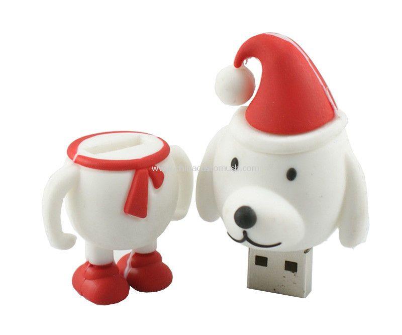 Dog Shape USB Memory Stick