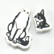 Cat Shape High Speed Memory Stick Storage Device images