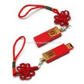 Chinese Red USB Flash Drive/Memory Stick images
