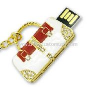 Jewelry Bag shape USB Disk images
