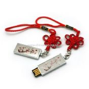 Chinese style capless USB Flash Drive images