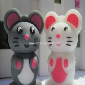 Cartoon Mouse shape USB Disk images