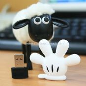 Cartoon USB Disk images