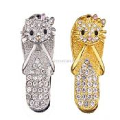 Diamond shoe usb disk images
