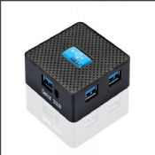 4 Port USB 3.0 HUB Charge for IPad / Iphone images