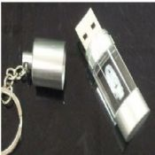 Round Crystal USB Drive images