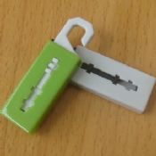 Mini Hook USB flash drive with UDP memory images