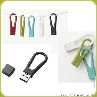 Carabiner USB Flash Disk 8GB