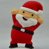 Santa claus OTG usb flash drive for smartphone images