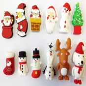 All kinds of Christmas gifts usb flash drive 2gb 4gb 8gb images