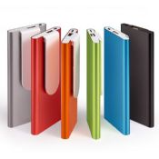 Slim clip portable power bank 3000mah images